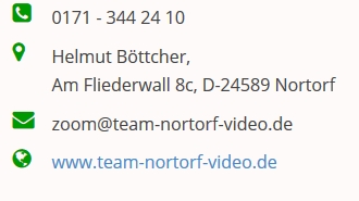 Adresse Team Nortorf-Video